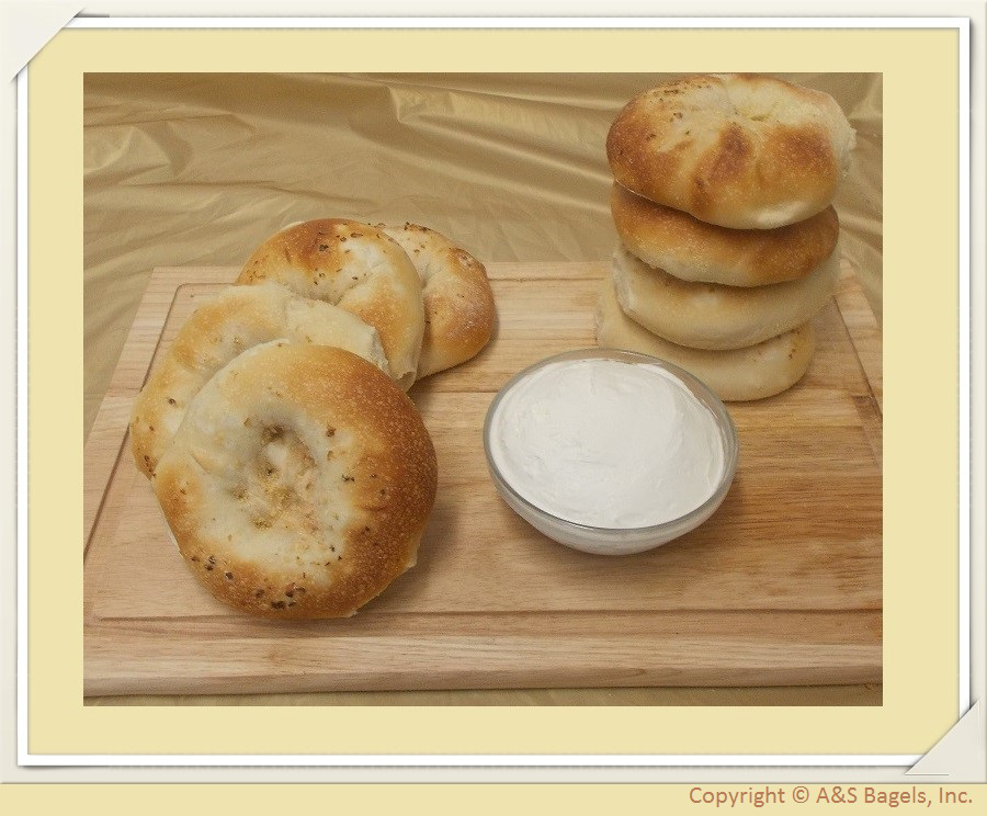 BIALY from A&S BAGELS Aandsbagels